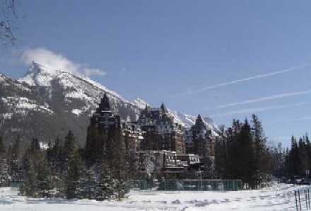 Fairmont Banff Spring Hotel - One of best Banff Hotels